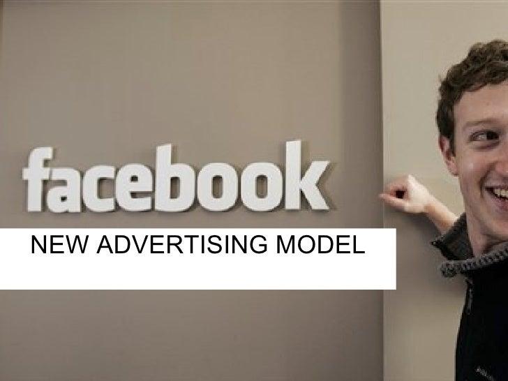 NEW ADVERTISING MODEL