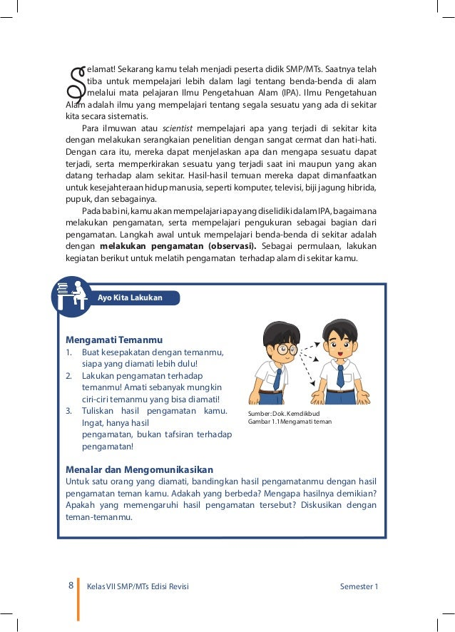 Buku Ipa Smp Kelas 7 Kurikulum 2013 Pdf