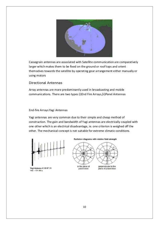 cassegrain antenna report We offer assorted millimeter wave antennas up to 325 ghz including cassegrain, conical horn, omnidirectional, rectangular horn, and sector antennas.