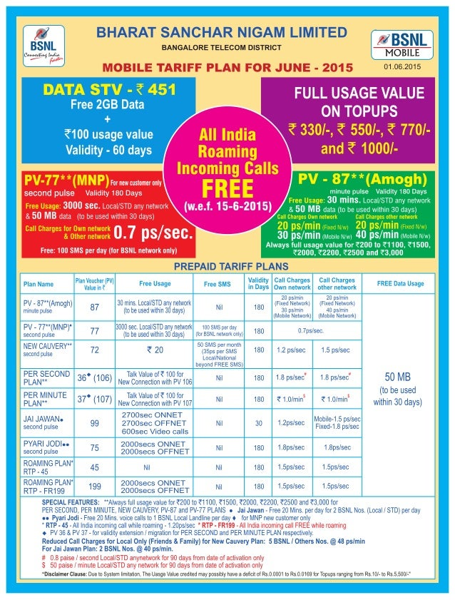 bsnl prepaid Bsnl introduces the new mobile app it is the most trusted and secure app for your mobile recharges, bill paymentsdownload my bsnl app now and experience first hand the ease of recharging.