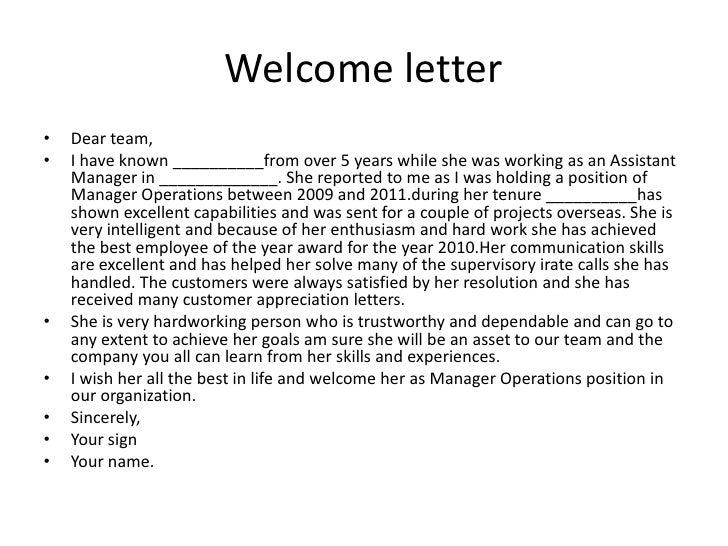 Hotel welcome letter dolapgnetband hotel welcome letter altavistaventures Gallery