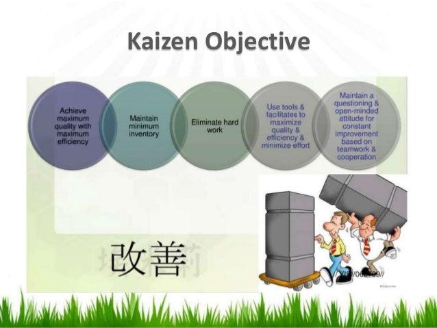 Kaizen Objective