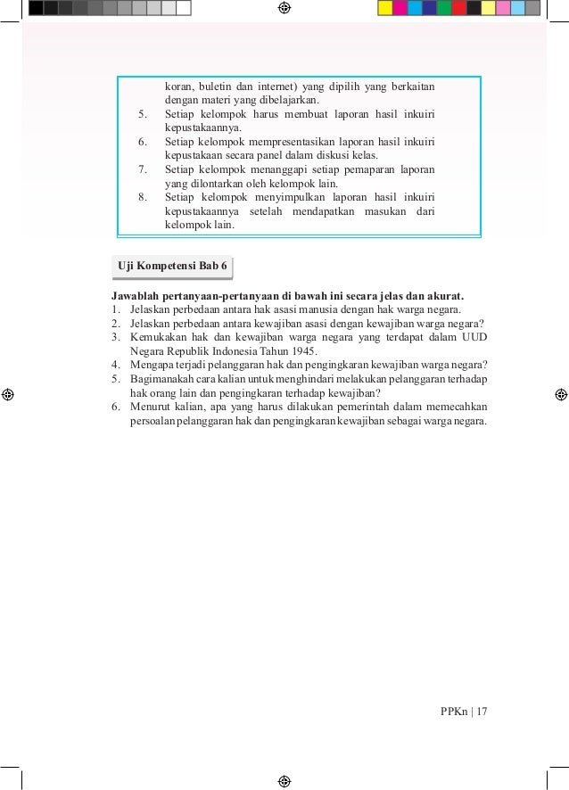 Bs Pp Kn Kelas Xi Semester 2 Gabungan