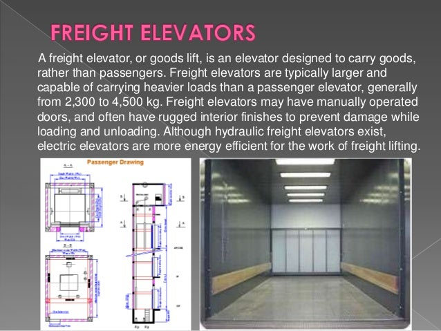 Elevators Amp Escalators