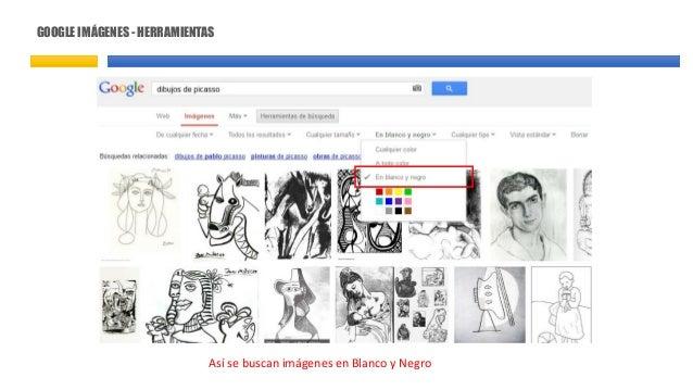 GOOGLE IMÁGENES - HERRAMIENTAS Así se buscan imágenes en Blanco y Negro