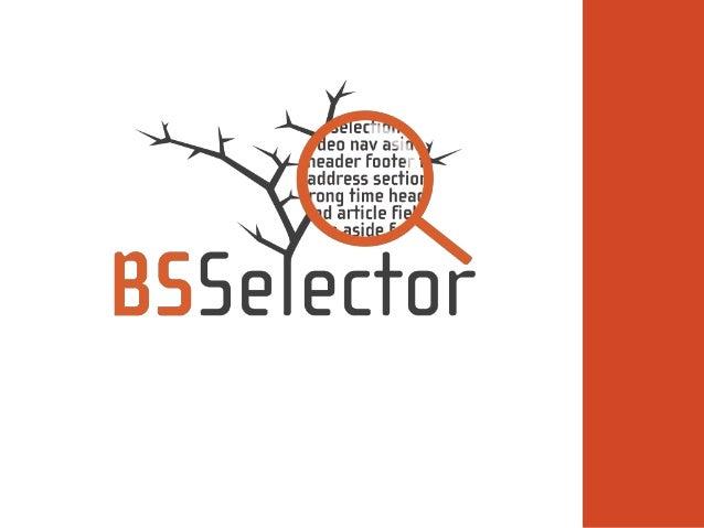 Selector process query의 tokenizer 요소 선택 요소 순환 요소 판정 결과 반환