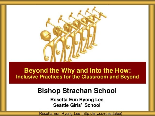 Bishop Strachan School Rosetta Eun Ryong Lee Seattle Girls' School Rosetta Eun Ryong Lee (http://tiny.cc/rosettalee) Beyon...