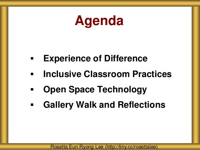 BSS Inclusive Classroom Practices Slide 3
