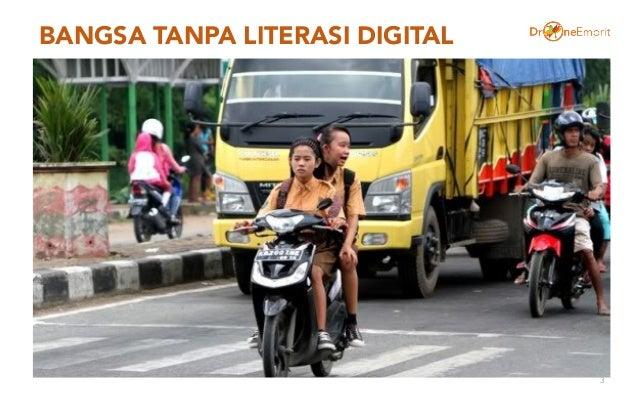 ETIKA DI INTERNET: PENTINGNYA KURIKULUM KEWARGANEGARAAN DIGITAL BAGI +62 Slide 3