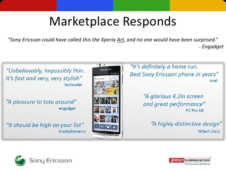 global strategy of sony ericsson Critical success factors for implementing e-sourcing at sony ericsson implement e-sourcing on a global scale within sony ericsson the e-sourcing initiative is implementation strategy, and securing internal.