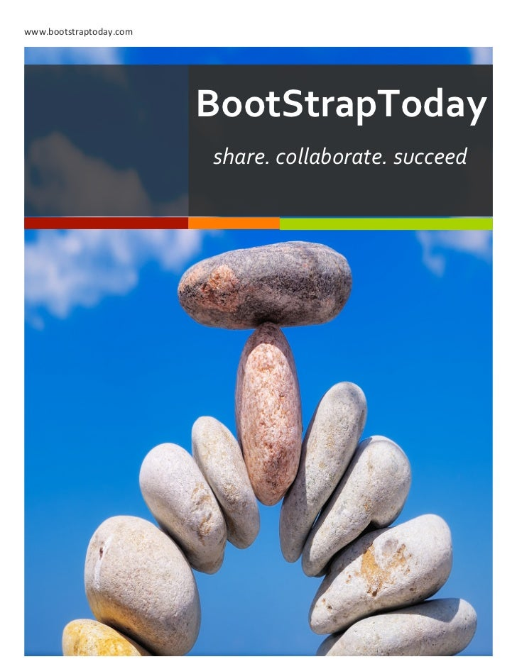 www.bootstraptoday.com                                    BootStrapToday                                   share....