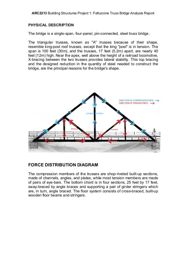 Bstructure Report