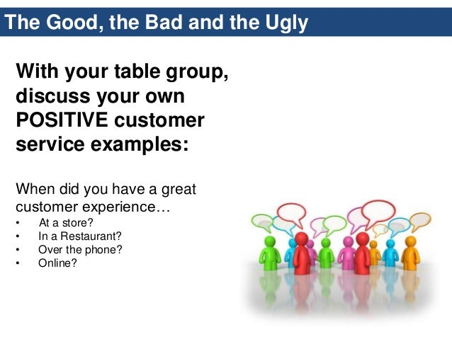 Great Customer Service Experience Examples Romeondinez