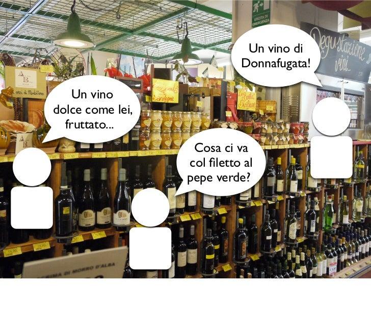 Un vino di                            Donnafugata!    Un vinodolce come lei,  fruttato...                   Cosa ci va    ...