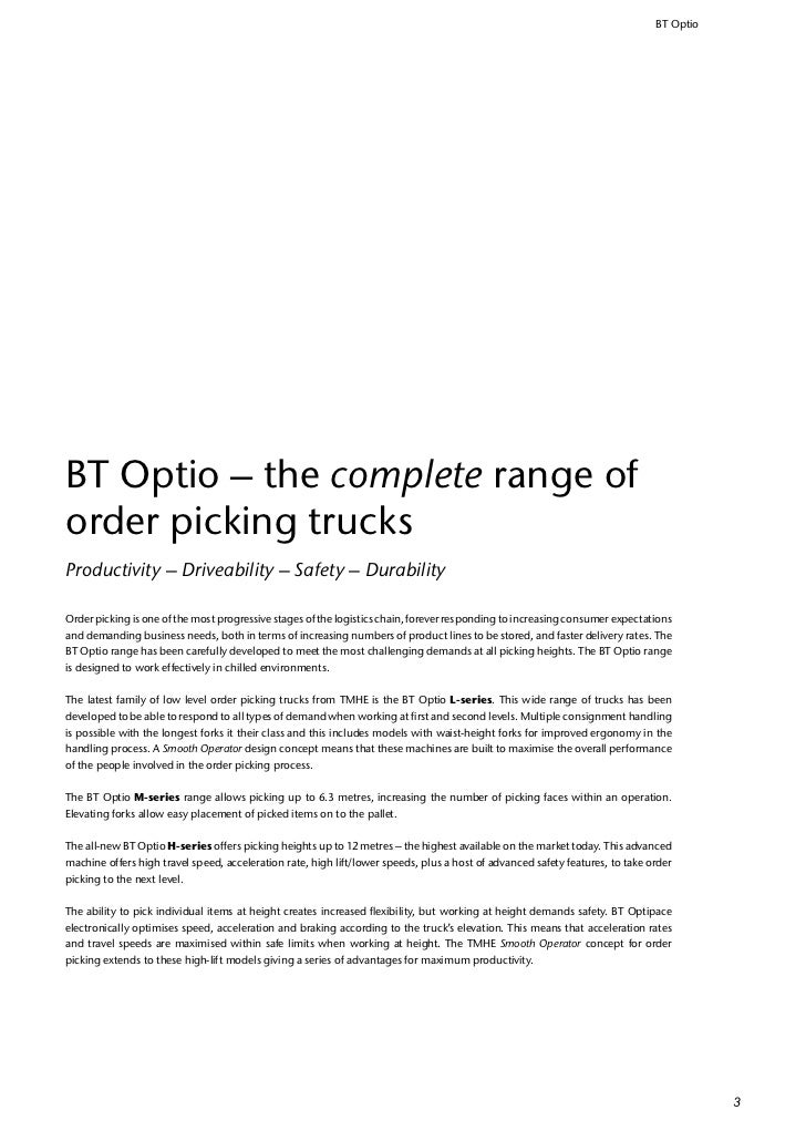 how to write a letter of recommendation for a coworker tmhe presents bt optio range order picking trucks 39350
