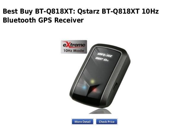 Best Buy Bt Qxt Qstarz Bt Qxt Hzbluetooth Gps Receiver