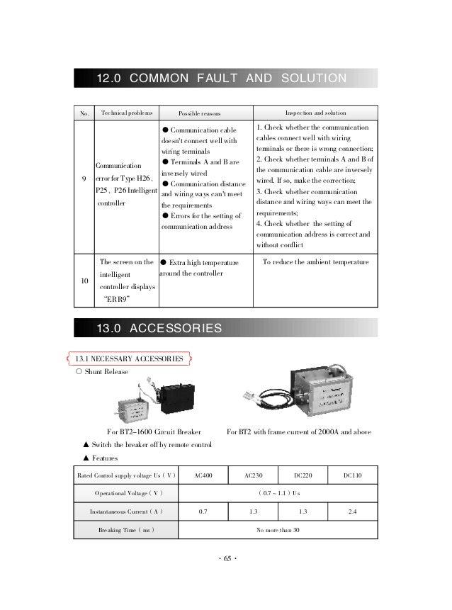 fuji electric temperature controller manual