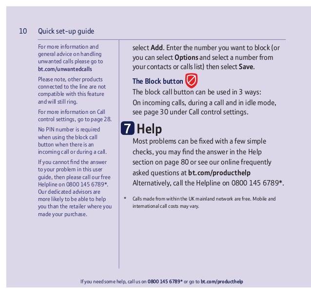 bt 6610 digital cordless phone user guide rh slideshare net at&t go phone quick start guide at&t z222 go phone user guide