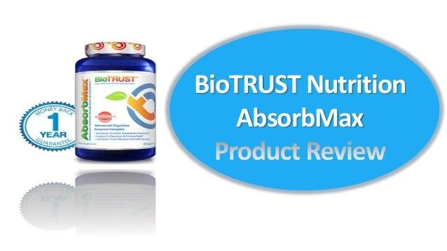 BioTRUST Nutrition AbsorbMax