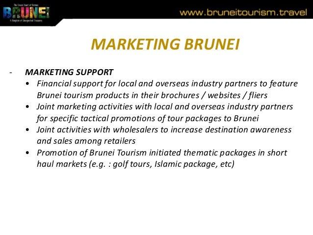 Brunei Tourism presentation