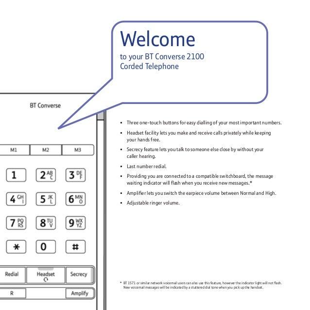 converse 2100 user guide