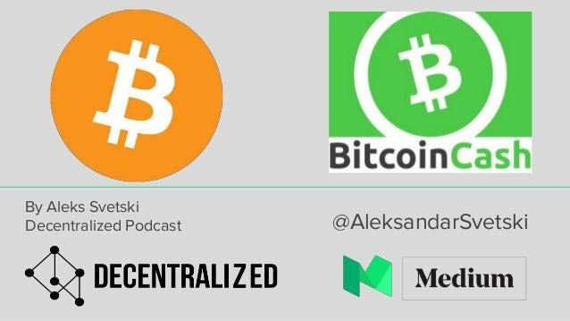 Bitcoin Btc Vs Bitcoin Cash Bch