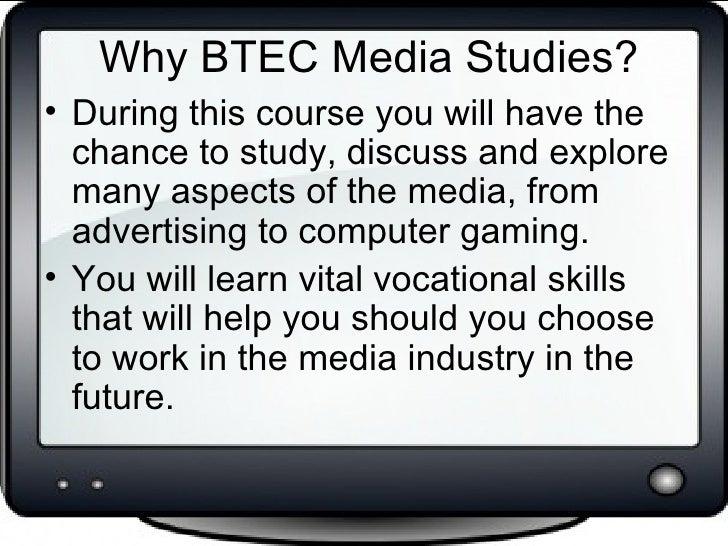 Btec 100 coursework
