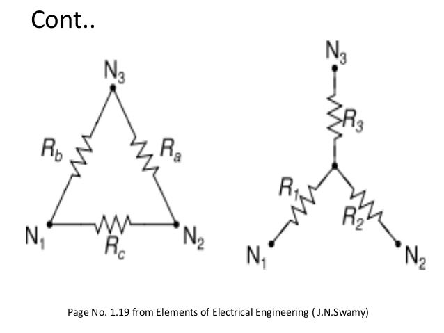 B Tech Ee Ii Eee U 1 Dc Circuit Analysis Dipen Patel