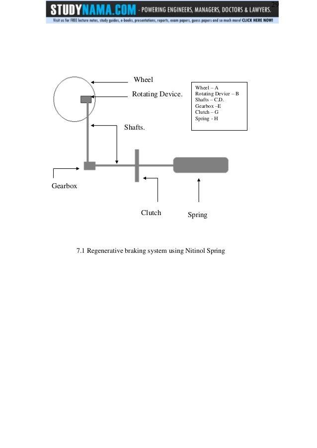 d7c4eaf8f7 Btech me project on regenerative braking system - free pdf download