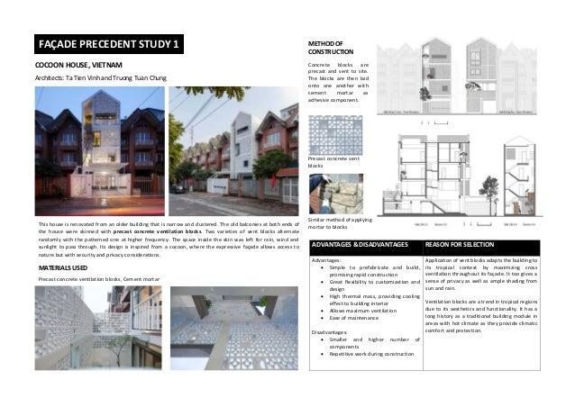 Building Technology 1 Assignment 2