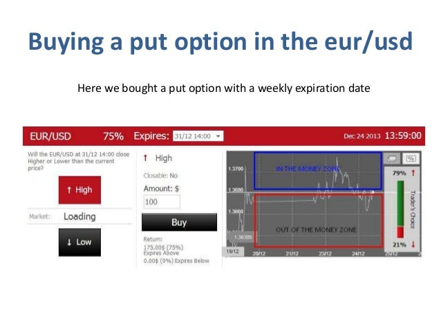 Introduction to binary options 101 hand calculator horse betting
