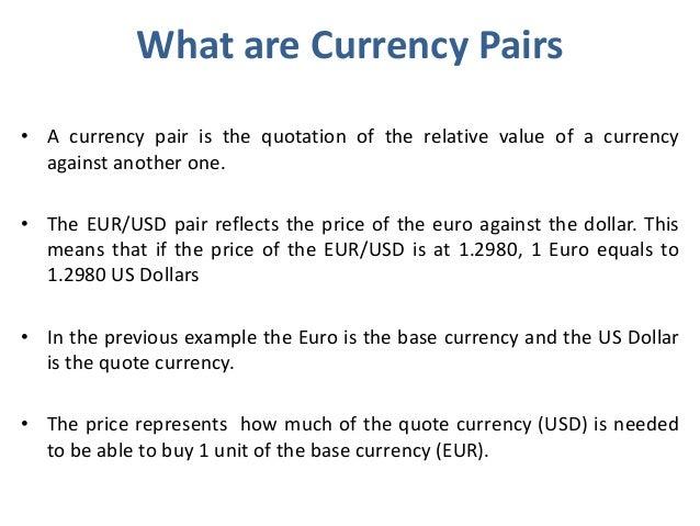 Binary pairs trading