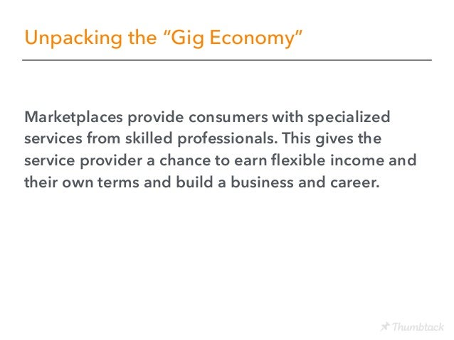Beyond the Gig Economy: How New Technologies Are Reshaping the Future of Work Slide 9