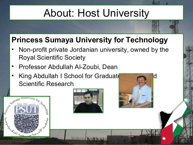 Broadbanding the nation: Jordan Slide 3
