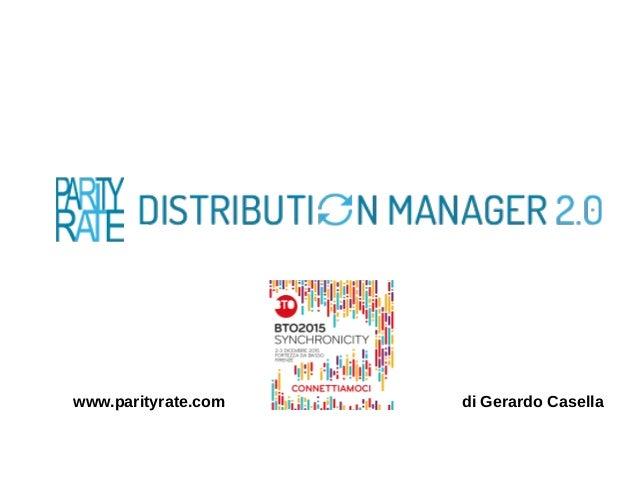 www.parityrate.com di Gerardo Casella