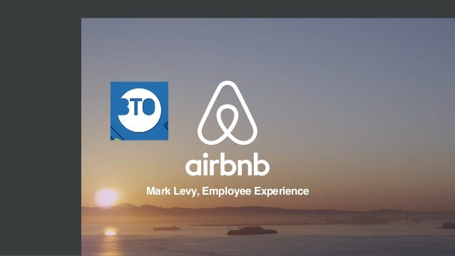 Mark Levy, Employee Experience