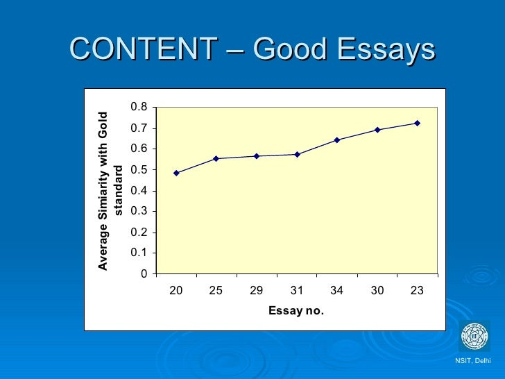good essays blogspot Secrets of good science writing 8 may 2014 how to pitch articles to editors james randerson: setting up your own science blog is a great way to publicise a field that is close to your heart, hone your writing skills and make a name for yourself.