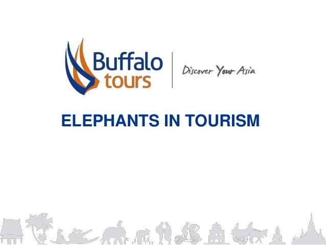 ELEPHANTS IN TOURISM