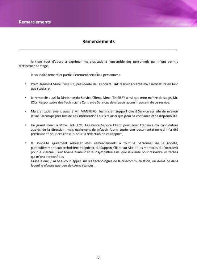 Bts Systemes Electroniques Compte Rendu De Stage 2014