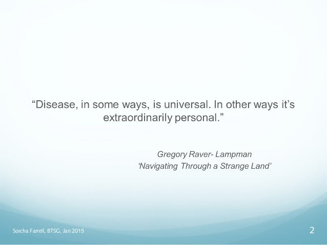 Living with a Brain Tumour Diagnosis Slide 2