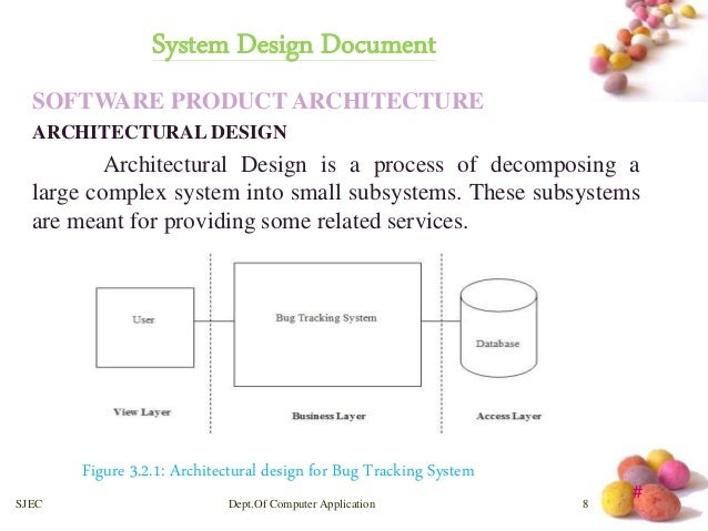 Bug tracking system system design document software product architecture ccuart Gallery