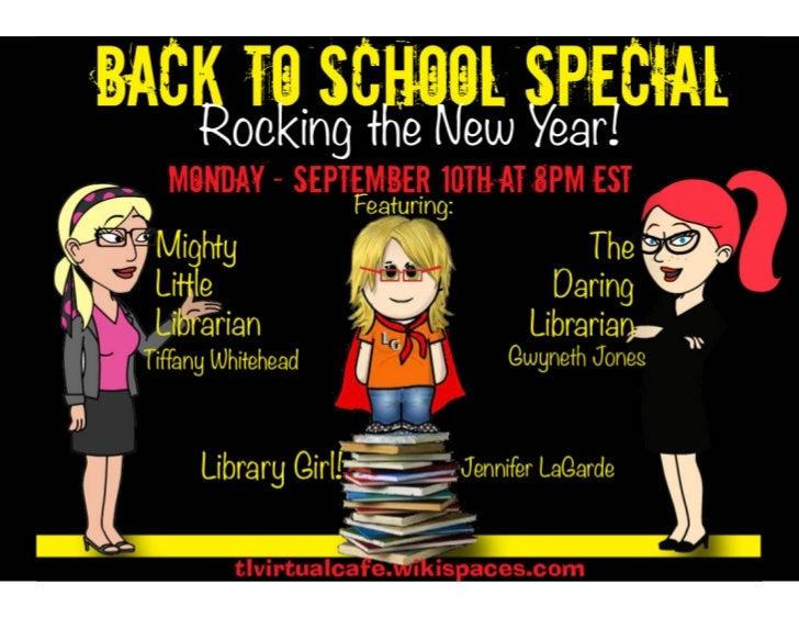 Back to School Night Special - TL Cafe Preso