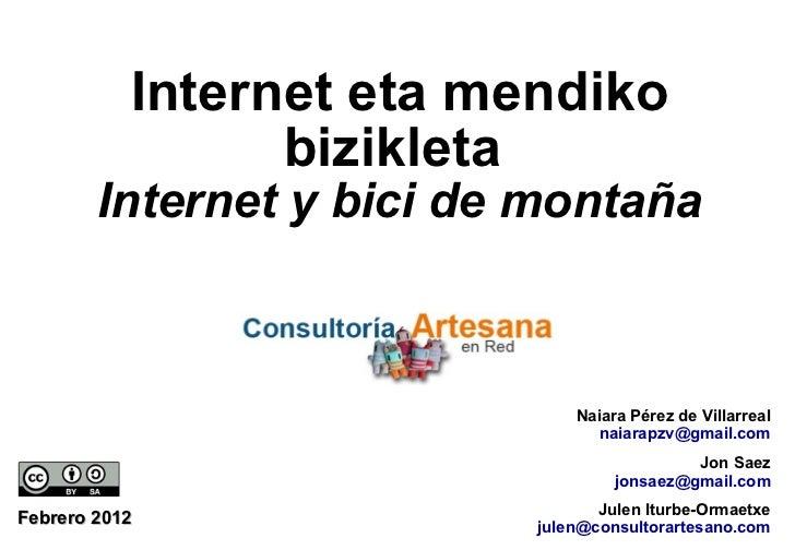 Btt e internet