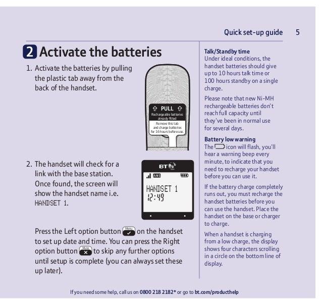 bt xd56 digital cordless phone user guide rh slideshare net Cell Phone User Guide User Manual