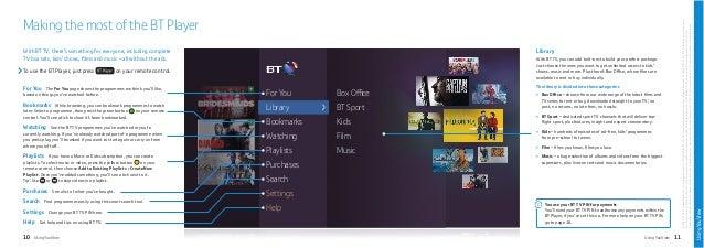 bt youview zapper smart tv box user guide rh slideshare net Recorder DTR-T1010 YouView Humax HD BTS TV