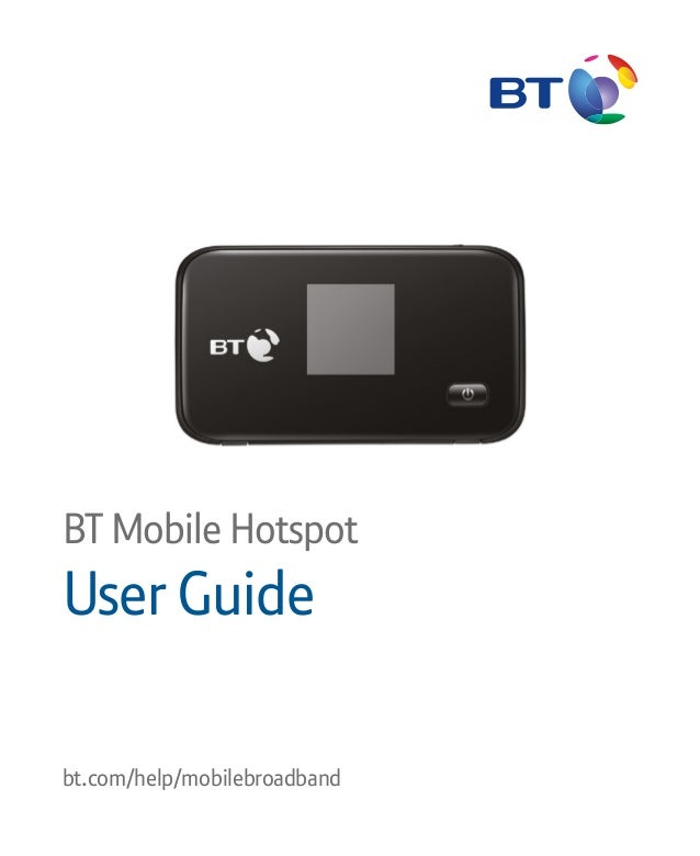 how to use bt hotspot