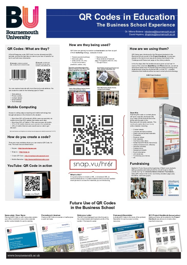 QR Codes in Education                                                                                                     ...