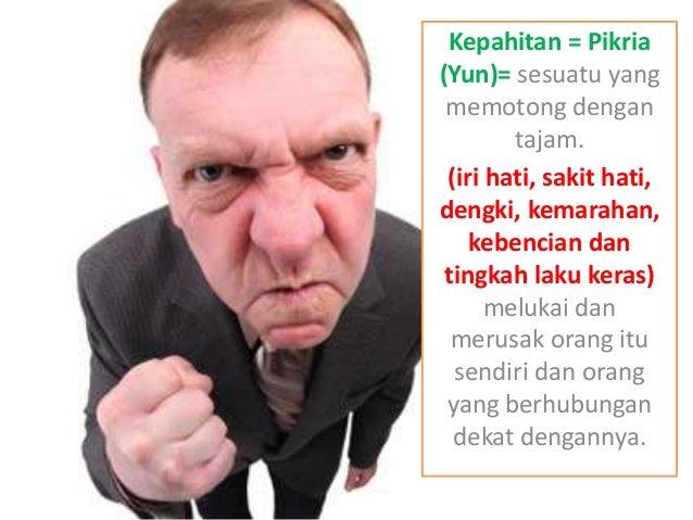 Buang akar pahit Slide 3