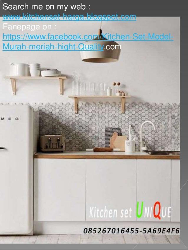 Buat kitchen set di malang desain kitchen set dapur kecil for Buat kitchen set murah
