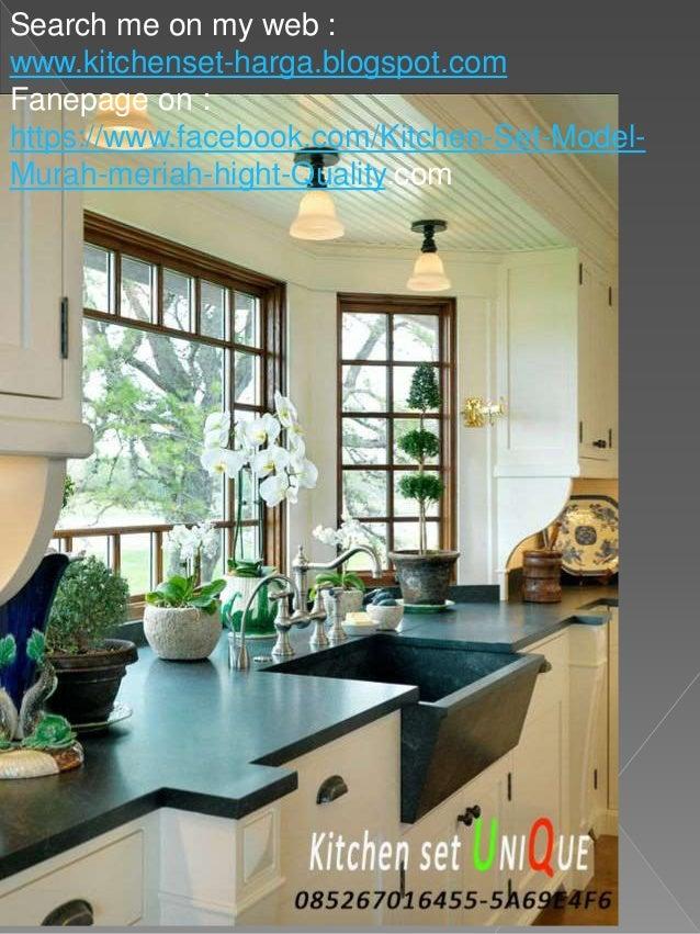 Buat kitchen set di malang desain kitchen set dapur kecil for Buat kitchen set